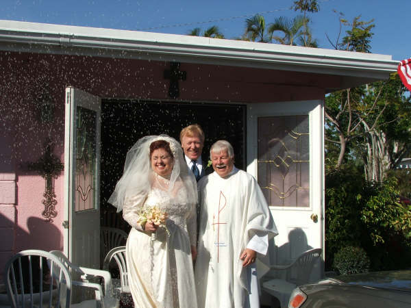 Divine Weddings and Holy Union